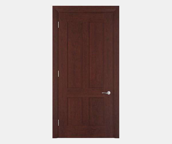 Shadbolt_Darwin_veneered_panelled_doors_CC_American_Cherry_Stained
