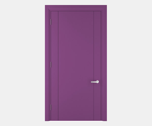 Shadbolt_Epping_lacquered_panelled_doors_Violet_RAL_4008
