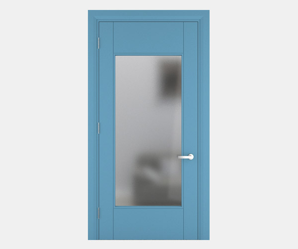 Shadbolt_Epping_lacquered_panelled_doors_with_glass_Pastel_Blue_RAL_5024