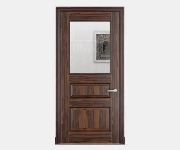 Shadbolt_Kielder_veneered_panelled_doors_with_glazing_Smoked_Satin_Walnut