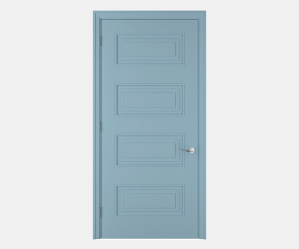 Shadbolt_Marston_lacquered_panelled_doors_Blue_RAL_5024