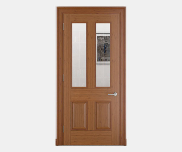 Shadbolt_Symonds_veneered_panelled_doors_with_glazing_Caramel_Bamboo