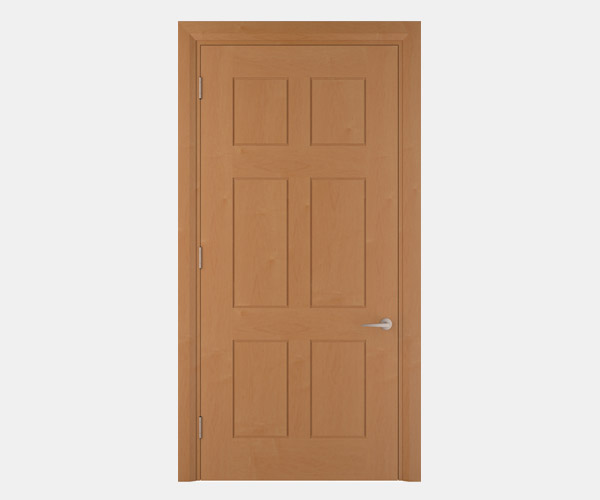 Shadbolt_Worth_veneered_panelled_doors_CC_Canadian-Maple