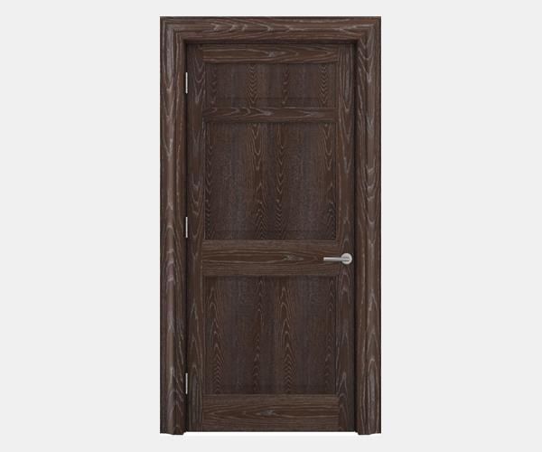 Shadbolt Timeless Type12 hardwood panelled door
