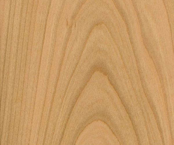 FSC® CROWN CUT EUROPEAN CHERRY veneer from Shadbolt