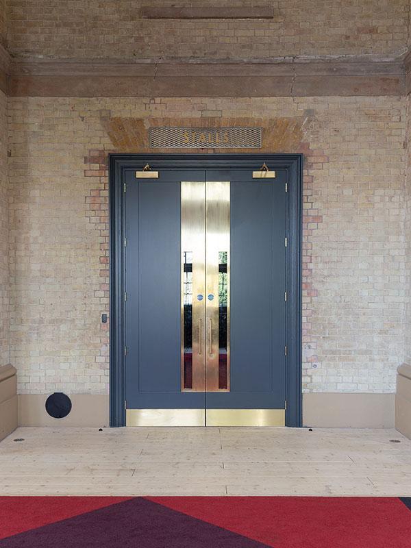 Shadbolt_Alexandra_Palace_Theatre_fire_acoustic_double_doors